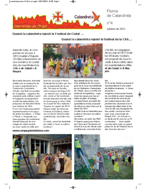 JOURNAL-4-CALANDRETA-OCTOBRE-2013
