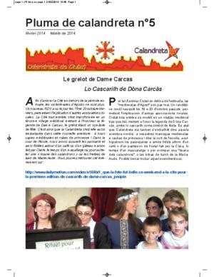 JOURNAL-5-CALANDRETA-FEVRIER-2014