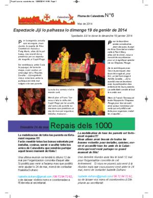 JOURNAL-6-CALANDRETA-MAI-2014