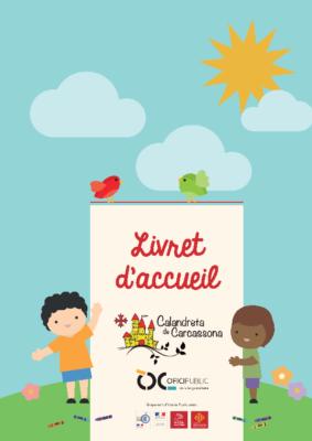 LIVRET ACCUEIL Calandreta de Carcassona